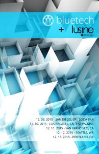 Bluetech and Lusine - December